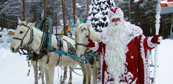 Дед Мороз из Великого Устюга посетит Приморье