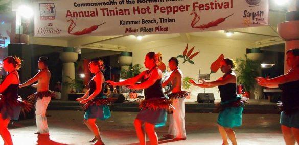 Ежегодный Фестиваль тинианского Красного Перца пройдет на Северных Марианских островах