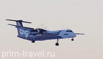 """Дальневосточный авиаперевозчик – компания """"Аврора"""" – увеличил пассажиропоток на 22%."""