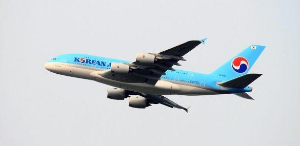 Бизнес-класс Korean Air признан лучшим  среди иностранных авиакомпаний