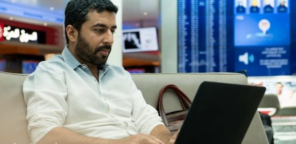 Дубайский аэропорт удивил пассажиров самым быстрым в мире интернетом