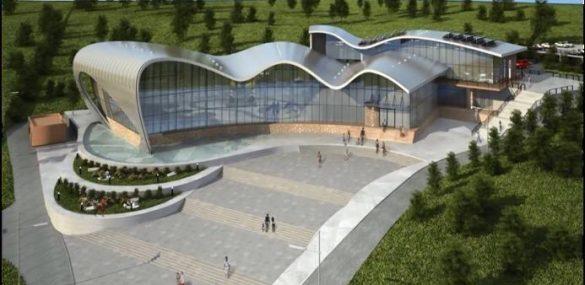Китайские инвесторы решили вложиться в первый аквапарк Приморья