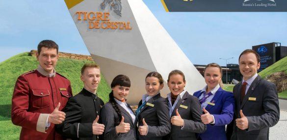 «Хрустальный тигр» из Приморья выходит на тропу победы