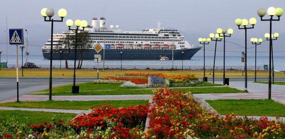 Петропавловск-Камчатский примет 6 круизных лайнеров в обновленном порту