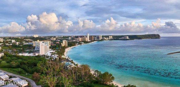 Мошенник «развел» самостоятельных российских туристов на Гуаме