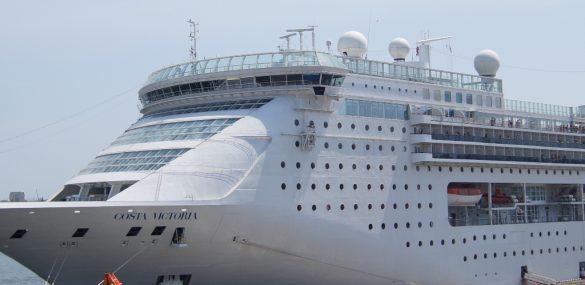 Владивосток готовится к встрече лайнера Costa Victoria
