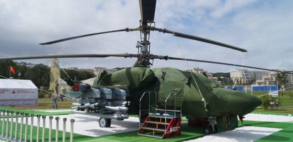 Настоящий  Military-фестиваль пройдет на территории «Приморского кольца»