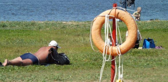 Пляжи Владивостока:  мест мало, качество воды неважное, нет условий для безопасного отдыха