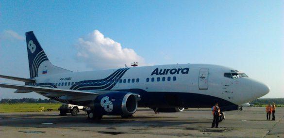 Авиакомпания «Аврора» увеличивает частоту полетов из Южно-Сахалинска в Саппоро