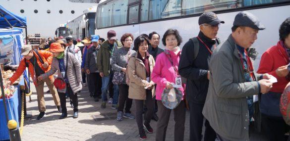 Туристов на Дальнем Востоке стало больше