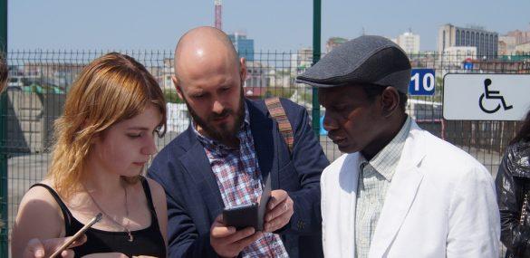 Японцы и граждане Ближнего Востока интересуются электронной визой в Приморье