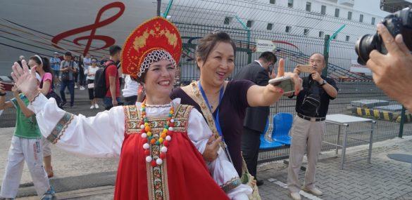 Приморье – один из основных регионов по приёму туристов из Китая, Кореи и Японии