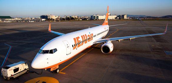 Лоукостер Jeju Air – новые возможности перелетов для приморцев и жителей ЮВА