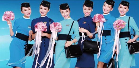 Старейшая авиакомпания Китая Xiamen Airlines нацелилась на Владивосток