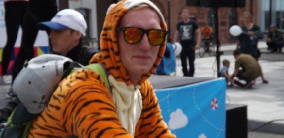 Приморье будет отмечать тигриный праздник три дня