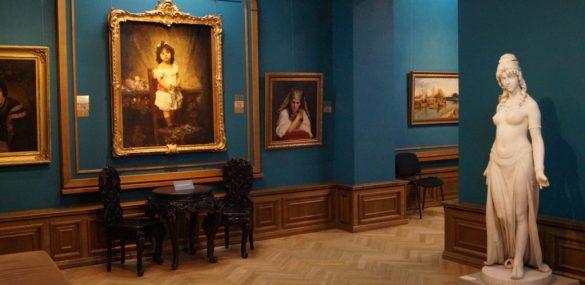 ТИЦ Приморского края запустил он-лайн экскурсии по залам картинной галереи