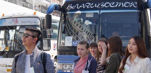 По электронной визе в Приморье въехало более тысячи иностранцев