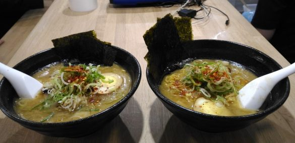 Популярные в Японии и мире рамен – рестораны уже во Владивостоке