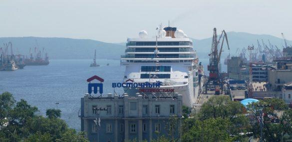 Мосты, Транссиб, полевая кухня и виды Владивостока – чем удивят туристов  Costa NeoRomantica