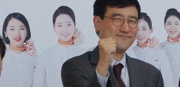 Вице-президент Jeju Air г-н Ли Сок Чу: лучшая реклама – это цены