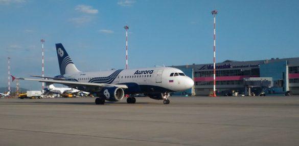 Международный аэропорт Владивосток за 9 месяцев увеличил пассажиропоток на 17%