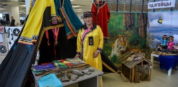 Деликатесы коренных народов Приморья представят на Днях удэгейской культуры