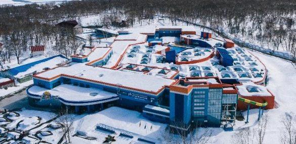 Крупнейший аквапарк Дальнего Востока приглашает туристов на Камчатку