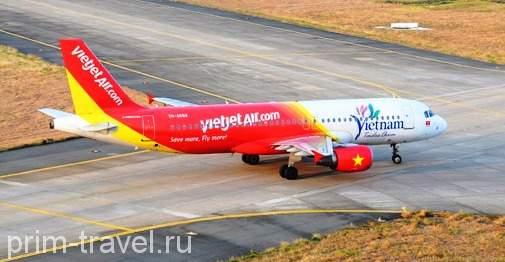 Viet Jet хочет летать во Владивосток, но инициативы пока не чувствуется