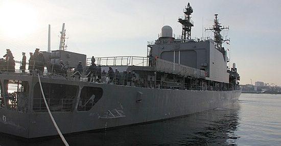 Военные моряки Японии увидели туристические милитари-объекты Владивостока.