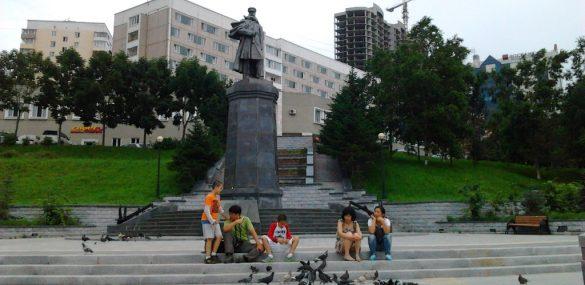 Грудью на амбразуру или пиар Приморья в Шанхае