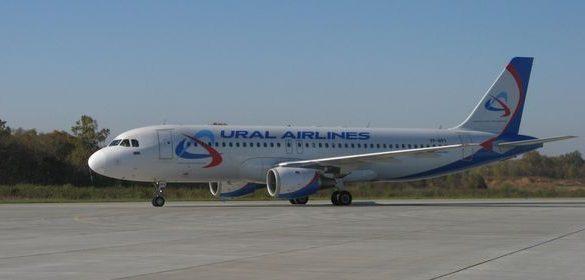 «Уральские авиалинии» открывают новый рейс Хабаровск-Иркутск-Сочи