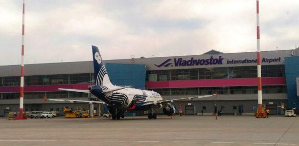Международный аэропорт Владивосток за 10 месяцев увеличил пассажиропоток на 18%