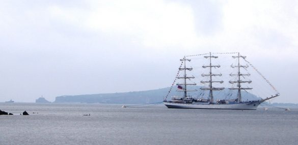 Международную парусную регату готовятся провести во Владивостоке в рамках ВЭФ
