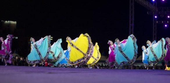 Международный танцевальный карнавал пройдет в Пхёнчхане под знаком Олимпиады