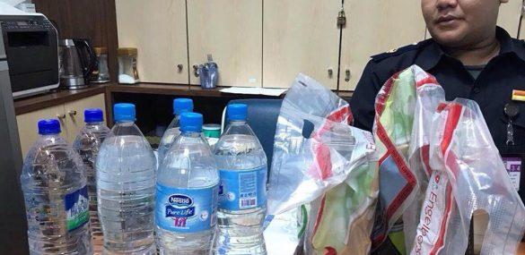 Ввоз алкоголя и сигарет в Таиланд может обернуться испорченным отдыхом
