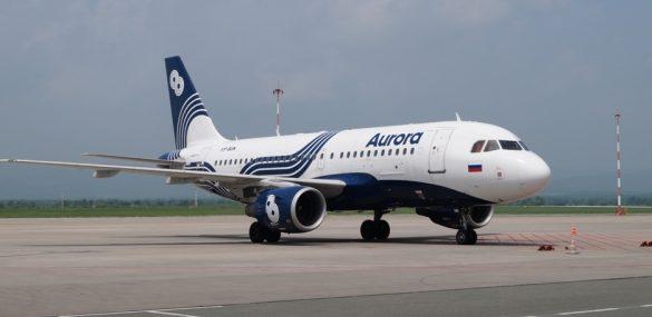 В 2017 году «Аврора» увеличила пассажиропоток на 12,5 %