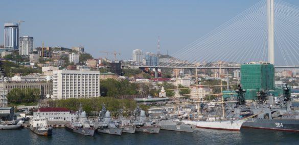 Военно-морской салон пройдет в Приморье летом