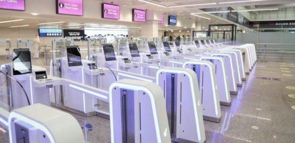 Аэропорт Дубая предлагает пройти паспортный контроль за 10 секунд