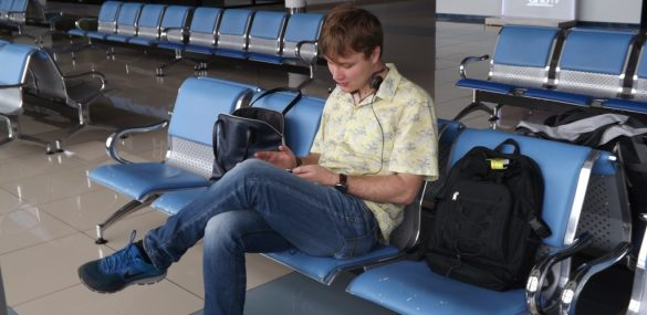 Международный аэропорт Владивосток запустил в эксплуатацию трансферную зону
