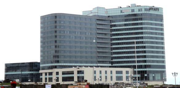 Японские отельеры думают, как сделать из Hyatt во Владивостоке настоящую «конфетку»