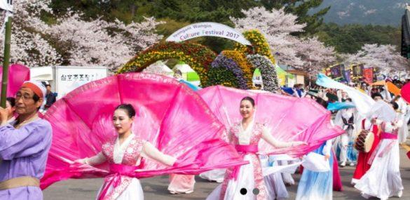 Южная Корея ждет приморских туристов на весенние фестивали