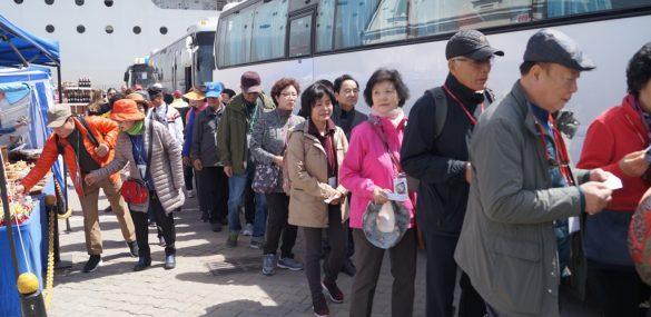 Более 6,8 тысяч иностранцев посетили Приморье по электронной визе