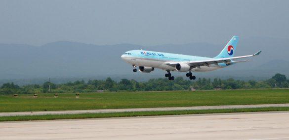 Отличный посадочный талон от Korean Air выводит Владивосток в лидеры по узнаваемости