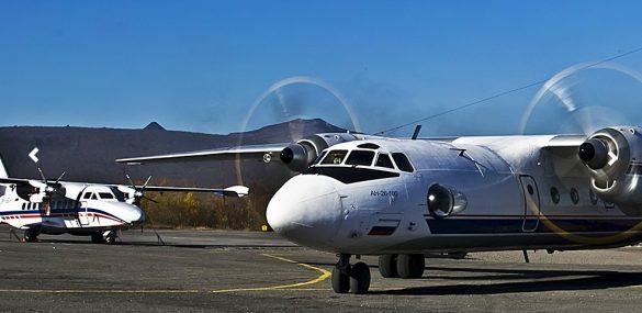 Камчатку и Чукотку соединил прямой авиарейс