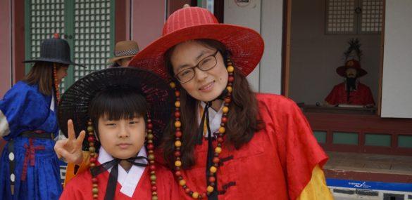 Семейный тур или новая кампания продвижения Южной Кореи
