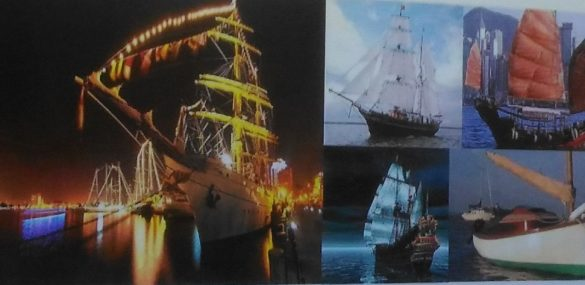 Шоу на воде «Легенда пяти морей» предложили как основу любого праздника во Владивостоке
