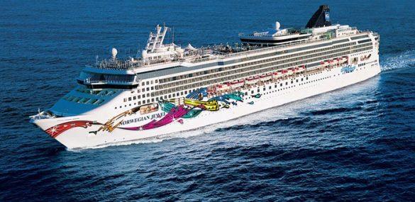Круизный лайнер Norwegian Jewel доставил на Камчатку 2300 иностранных туристов