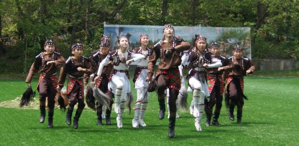 Празднование Ысыаха во Владивостоке – задел для будущего путешествия в Якутию