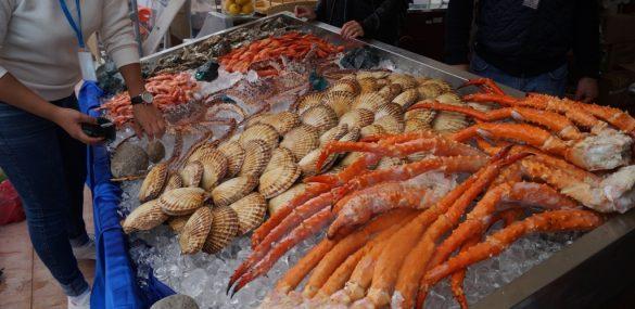 Рыба и морепродукты вывели Владивосток в лидеры в гастротуризме