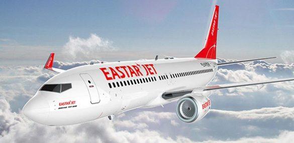 Тариф от EASTAR JET на перелет из Владивостока в Сеул за 990 рублей